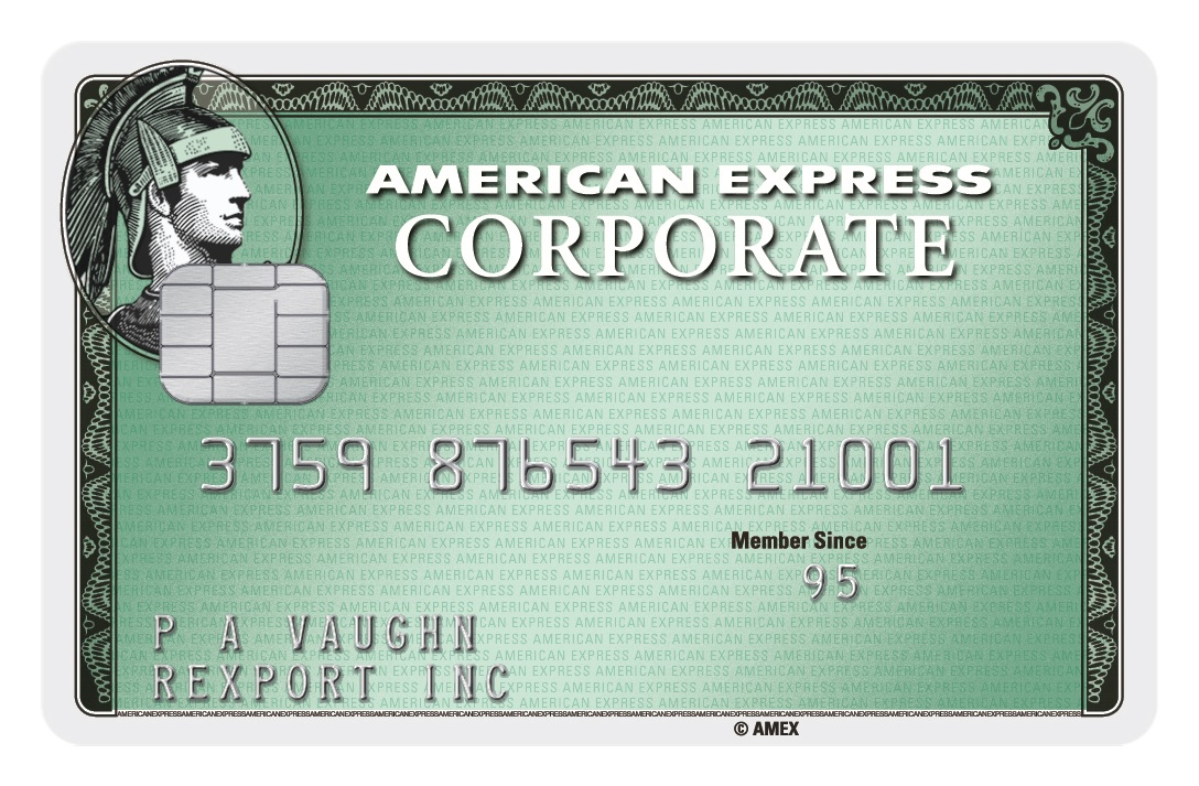 American Express Corporate Card